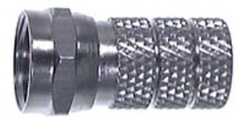 ( LF2) Überwurfmutter 1 Stck., f. Schlauch schwarz 4,00 mm 2866444