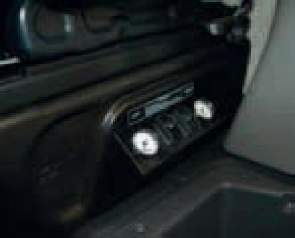 Nissan NV 400 III Bj. 2010-2014, Frontantrieb, Zusatz-Luftfederung 8 Zoll Zweikreis Doppelfaltenbalg