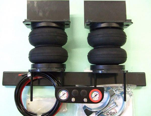 VW Crafter 46-50, Bj. 2006-2016, Zusatz-Luftfederung