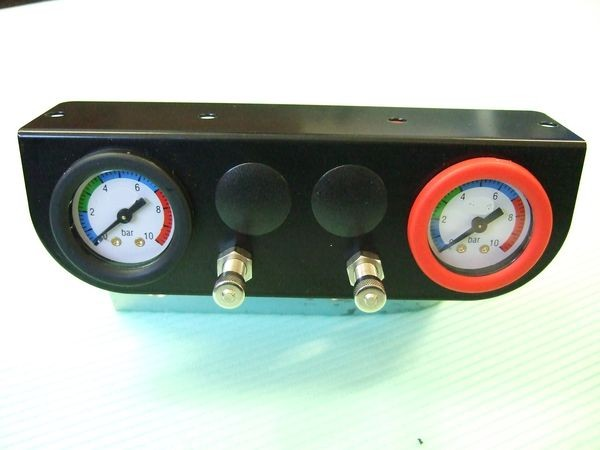 ( LF1B) Manometer Panel incl. Blende 6,00 mm Anschluss 2884336