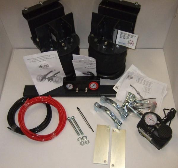 Mercedes Sprinter Bj. 2006-2018, Modelle 209-324 Zusatz-Luftfederung 6 Zoll Heavy Doppelfaltenbalg- Anlage, syst. LF1 2874183