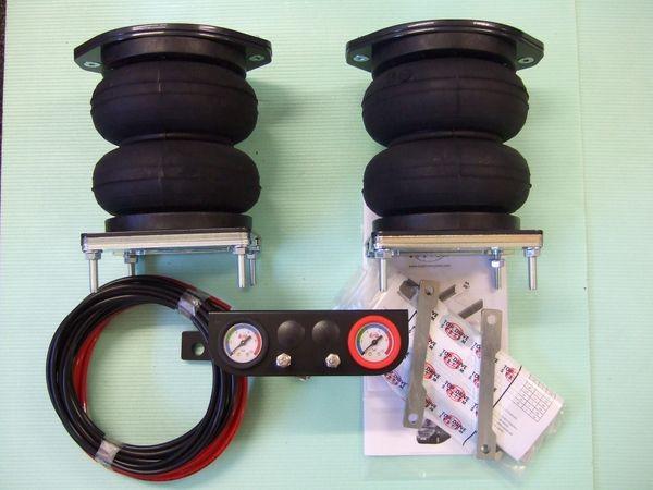 Nissan NV 400 III Bj. 2010- 2014, Frontantrieb, Zusatz-Luftfederung 6 Zoll Heavy Zweikreis Doppelfaltenbalg- Anlage, syst. LF1 2874206