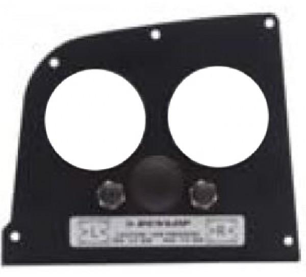 ( LF3) Manometerblende für Zweikreisanlage, Iveco Daily 2014- 2887460