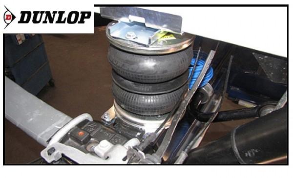 Nissan NV 400 III Bj. 2010-2014, Heckantrieb einzelbereift, Zusatz-Luftfederung 8 Zoll Zweikreis Doppelfaltenbalg- Anlage, syst. LF3- zzgl. Montagekosten bei uns im Haus. 2867689