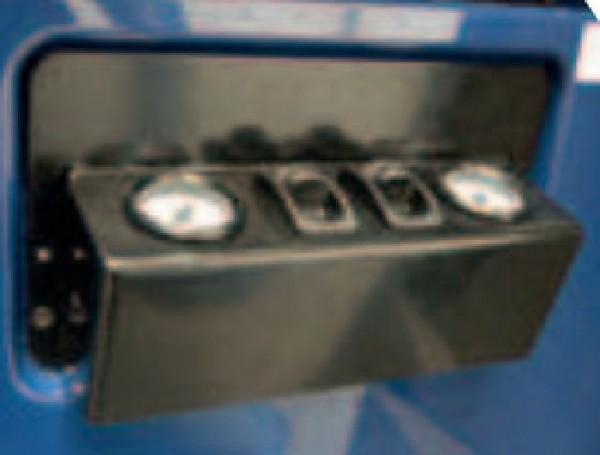 Mercedes Sprinter Bj. 2006-2018, Modelle 209-324, m. Heckantrieb, Radstand 3665-4325mm, Zusatz-Luftfederung 8 Zoll Zweikreis Doppelfaltenbalg- Anlage, Semi Air Komfortset-LCV, syst. LF1 2884439