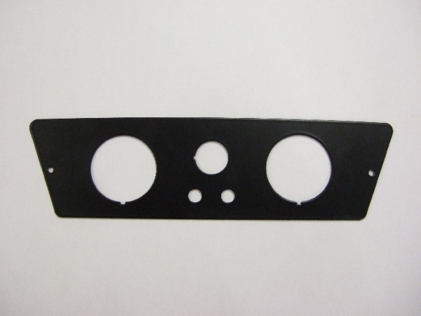 ( LF2) Manometerblende für Zweikreisanlage, Renault Master ab 2010 2866434
