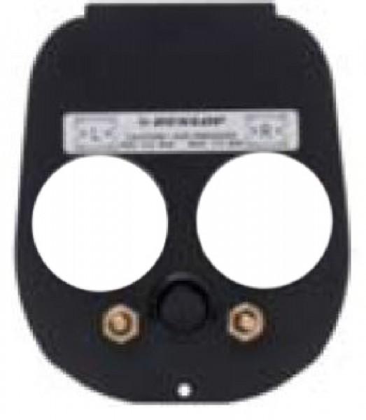 ( LF3) Manometerblende für Zweikreisanlage, Ford Transit 2014- 2887458