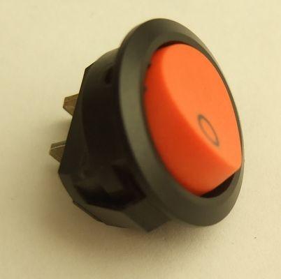 Drucktaster, rund, 20x20mm 2-polig, 250V 1A, Push-ON 2871437