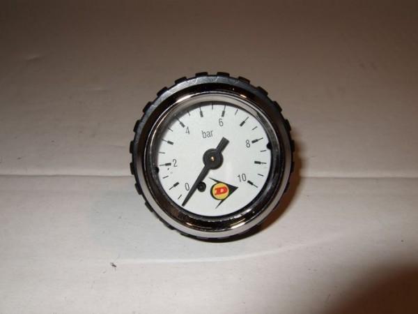 ( LF3) Druckluft Manometer Dunlop, f. Schlauch, 5,00 mm 2865465