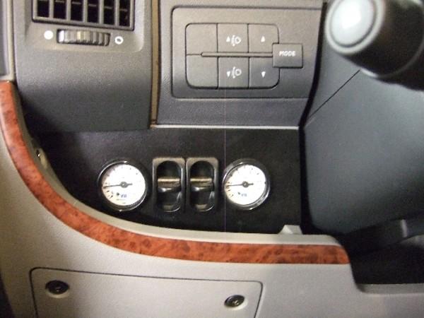 Citroen Jumper Eurochassis X250 (2006-2014), Zusatz-Luftfederung 8 Zoll Zweikreis Doppelfaltenbalg- Anlage, Semi Air Komfortset, syst. LF1 2883516