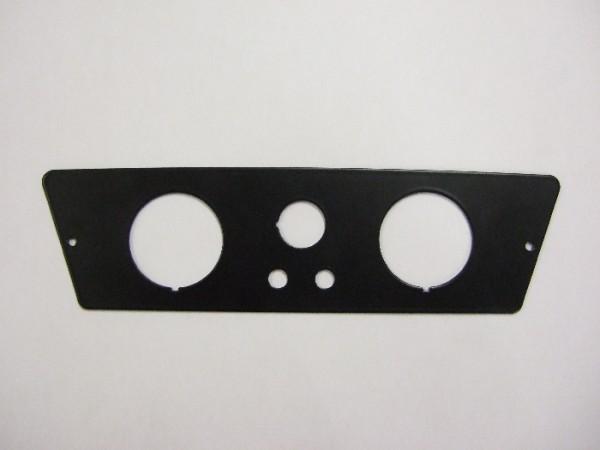 ( LF3) Manometerblende für Zweikreisanlage, Renault Master ab 2010 2864412