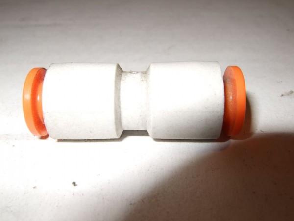 ( LF1A) Stossverbinder, gerade, 1/4 Zoll, 6,35 mm 2866393