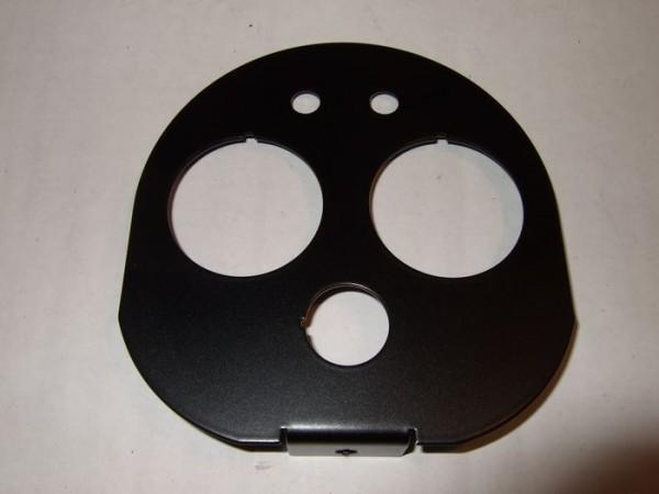 ( LF2) Manometerblende für Zweikreisanlage, Ford Transit ab 2006 2866433