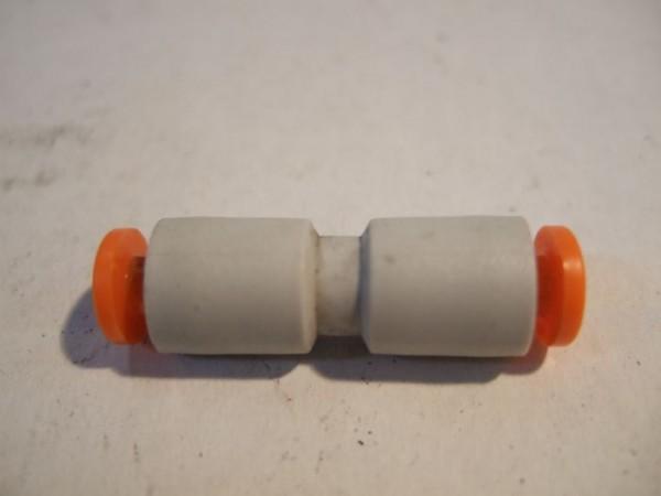 ( LF2A) Stossverbinder, gerade, 1/8 Zoll, 3,175 mm 2866482